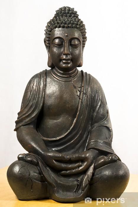 Estatua De Buda Wall Mural Pixers 174 We Live To Change