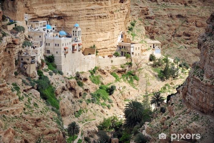 Pixerstick Dekor Rese Bilder från Israel - Judean öken - Mellanöstern