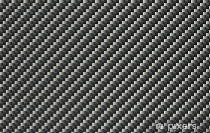 Carbon Fiber Pattern Wall Mural Pixers 174 We Live To Change
