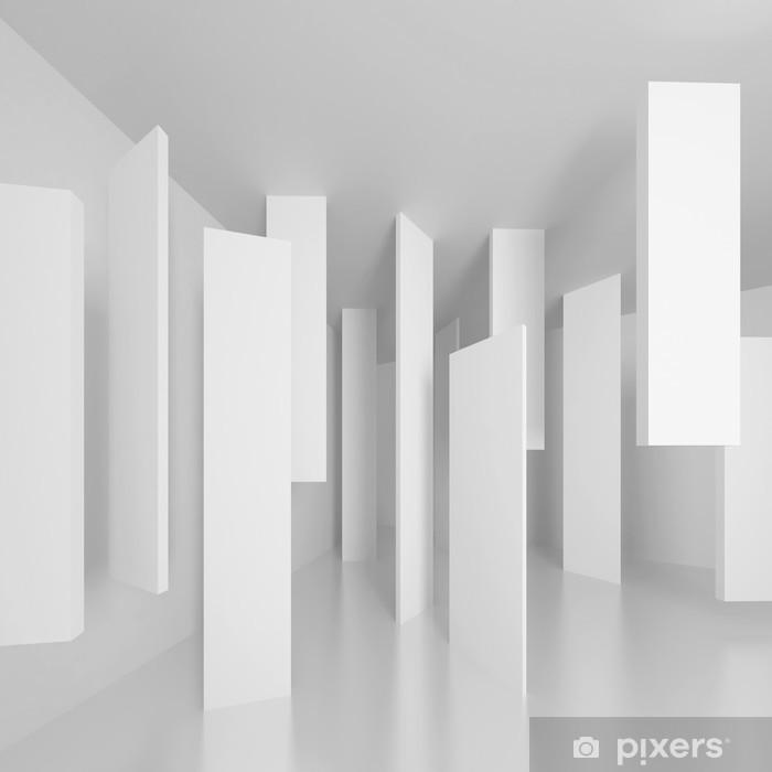 Vinilo Pixerstick Arquitectura Diseño abstracto - Estilos