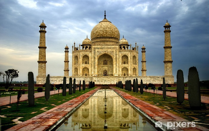 Fotomural Estándar Le Taj Mahal - Otros