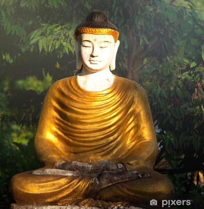 Vinyl-Fototapete Buddhas Statue - Religion