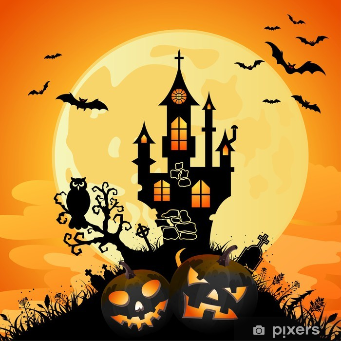 halloween background poster pixers we live to change