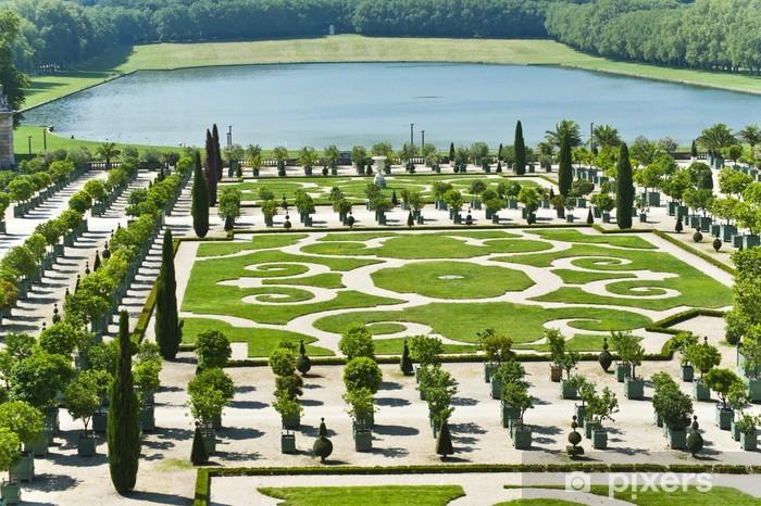 Carta da parati i giardini della reggia di versailles u pixers