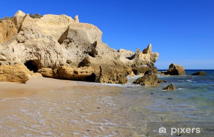 ce0fd0513 Vinylová fototapeta Western Algarve beach scénář, Portugalsko - Vinylová  fototapeta