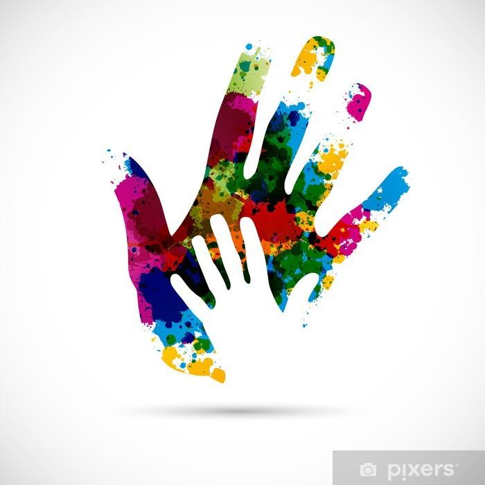 Naklejka Pixerstick Projektowanie logo - Biznes