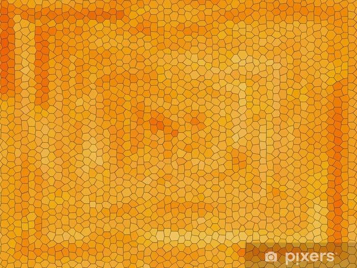 Sticker Pixerstick Modèle - Abstrait