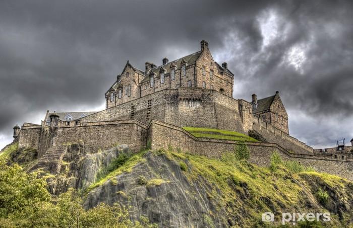 Fototapeta winylowa Edinburg Castle -
