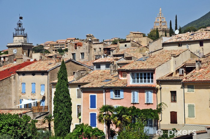 Fototapeta winylowa Nyon, Francja - Alpy Drôme RHONE - Europa