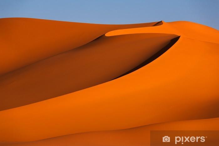 Abstract, sand Pixerstick Sticker - Africa