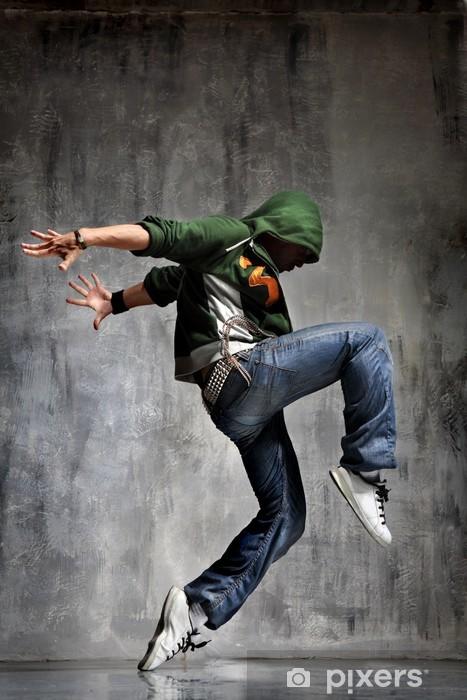 Fototapet av Vinyl Dans - Teman