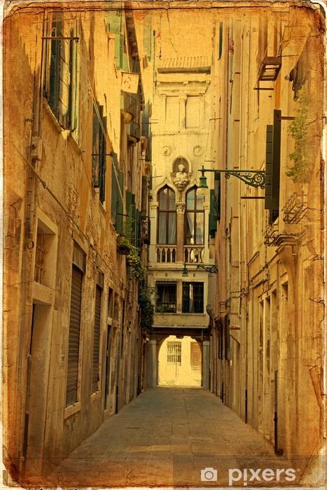 Vinilo para Nevera Venecia -