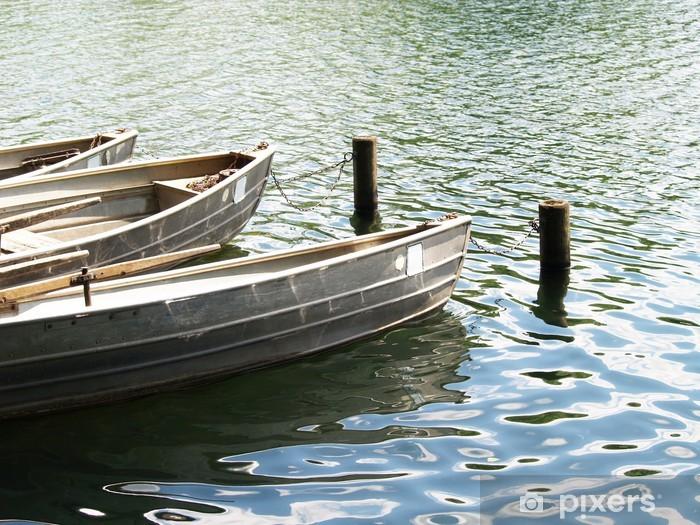 Nálepka Pixerstick Boot am See 29 - Prázdniny