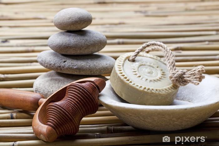 Pixerstick Sticker Zen wellness - Schoonheid en Lichaamsverzorging