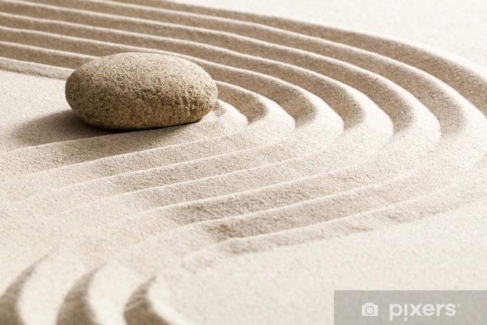 Naklejka Pixerstick Zen refleksji - Tematy
