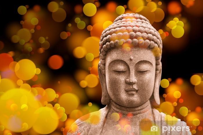 Pixerstick Sticker Boeddha en Welzijn - Thema's