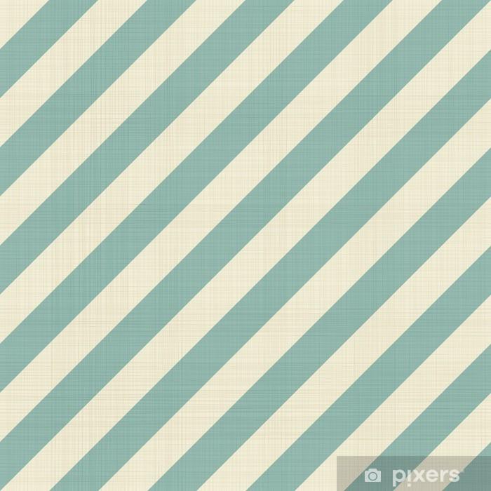 Naklejka Pixerstick Retro bez szwu geometryczny wzór - Tła