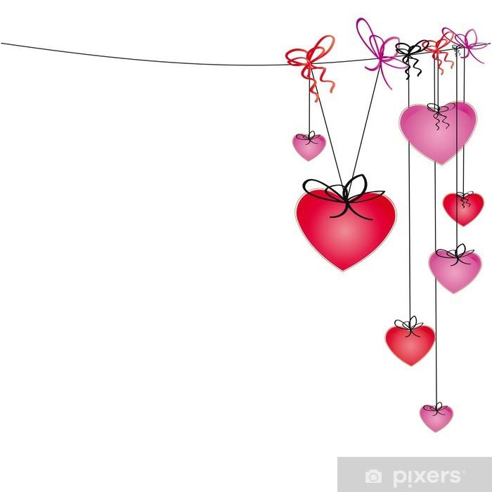 Plakát Srdce - Mezinárodní svátky