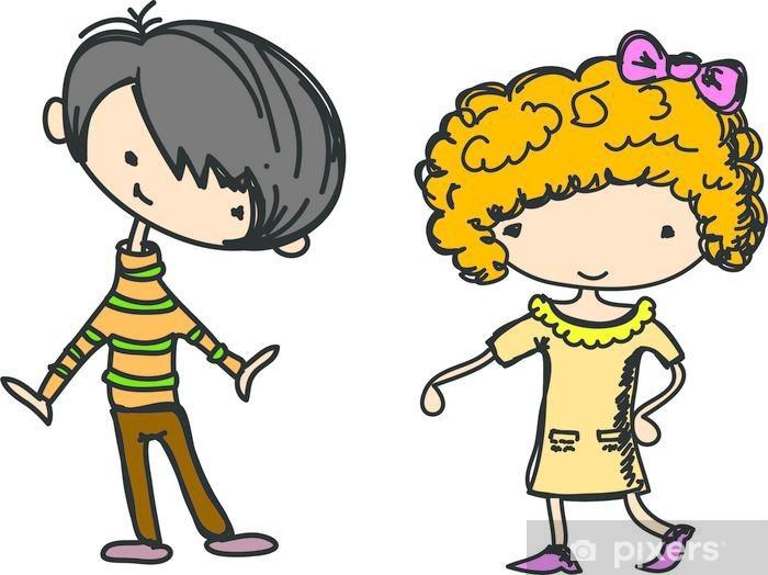 Sticker Pixerstick Dessins d'enfants dessins animés étoiles - Mode