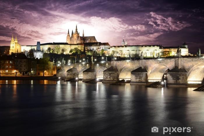 Zelfklevend Fotobehang Prague - Praag