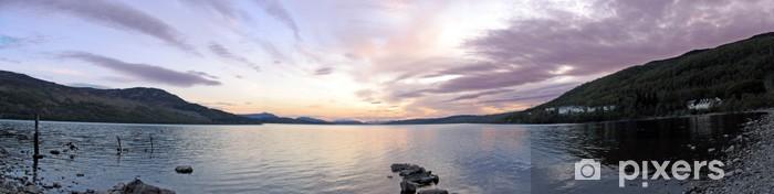 Nálepka Pixerstick Loch Rannoch - Voda