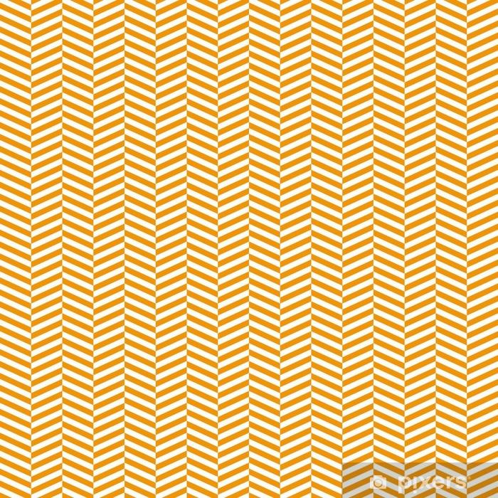Vinyl-Fototapete Chevron-Muster - Kunst und Gestaltung