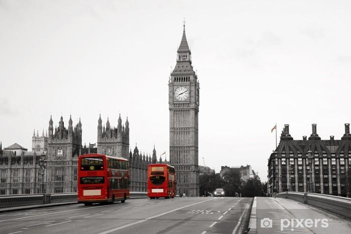 Papier peint vinyle Palais de Westminster -
