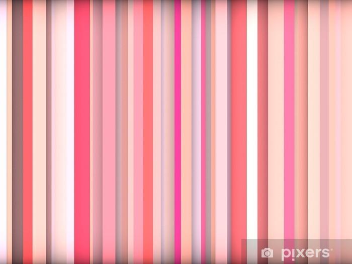 Carta Da Parati Rosa A Strisce : Carta da parati 3d astratto rosa sfondo rosso a strisce verticali