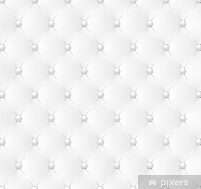 Plakat Wyściełane biało-1 - Style