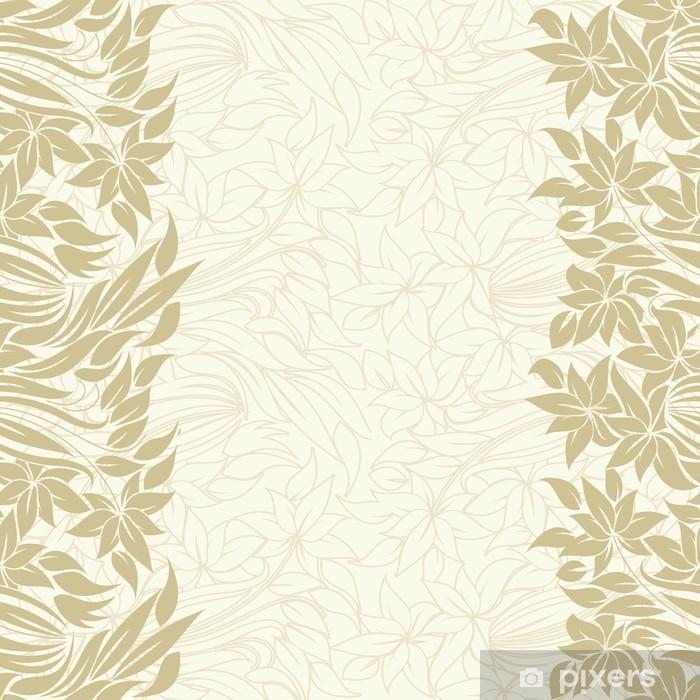 Plakat Seamless pionowy wzór z miejsca - Tekstury