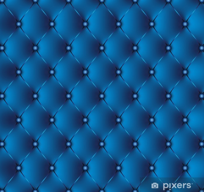 Pixerstick Sticker Padded blauw 2 -
