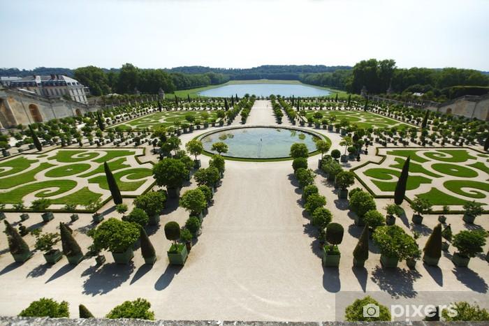 Papier peint vinyle Versailles gardens France - Europe