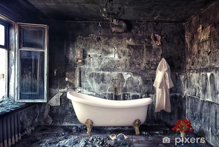 Fototapeta Winylowa łazienka