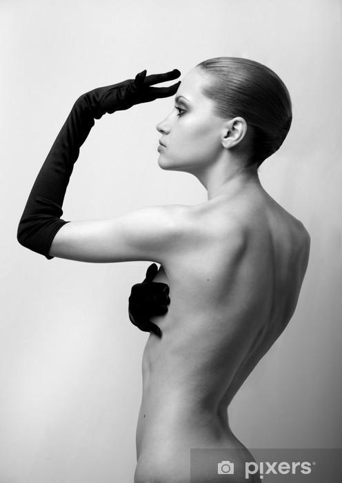 krásné nahé dospívající ženy