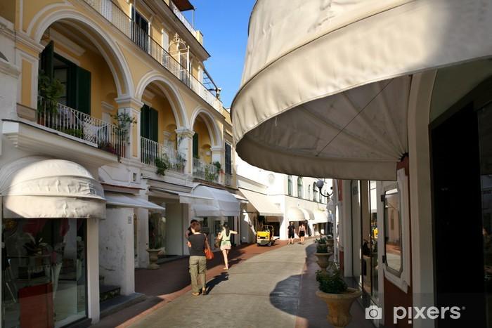 Fototapeta winylowa Capri - Europa