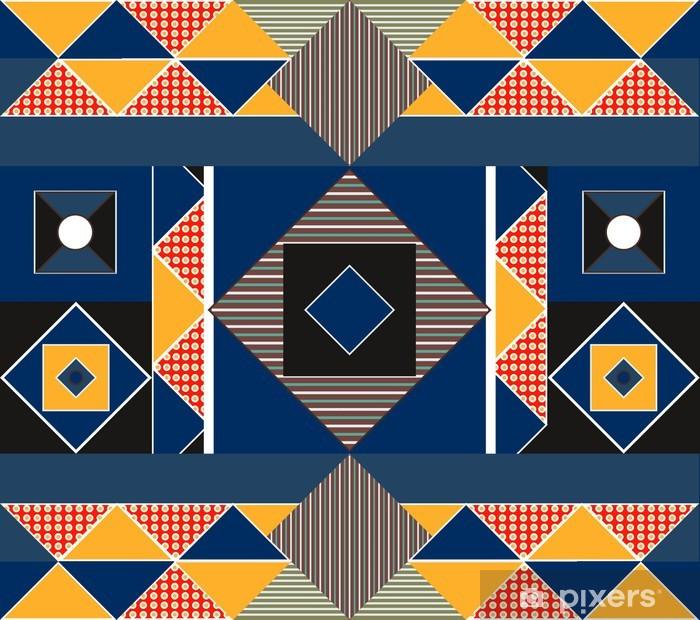 Plakat Powtarzalne tekstury - Tematy