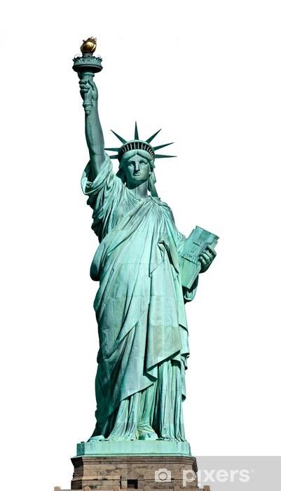 Fototapeta winylowa Statua Wolności. Nowy Jork, USA. - Naklejki na ścianę