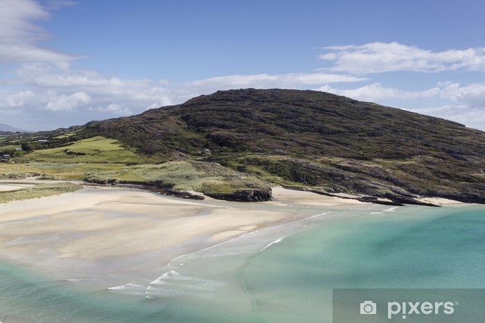 Carta da Parati in Vinile Bucht am Mizen Head in Irlanda - Europa