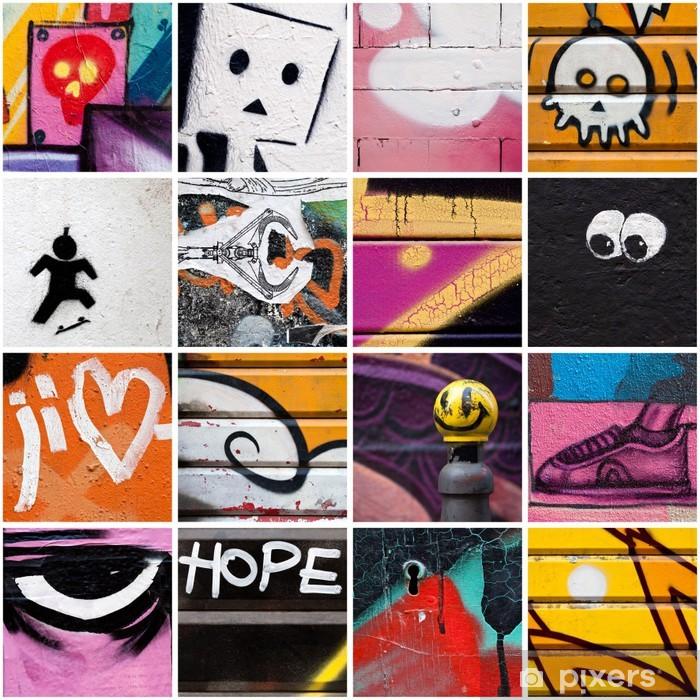 Poster Street Art 3 - Art et création