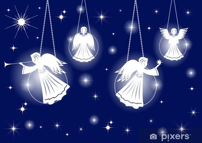 Naklejka Pixerstick Świąteczne dekoracje - Święta międzynarodowe