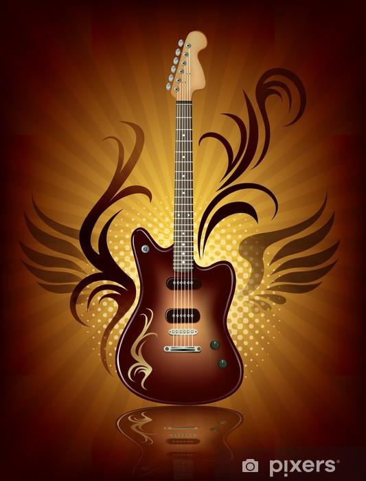 Fototapeta winylowa Rock music - Tematy