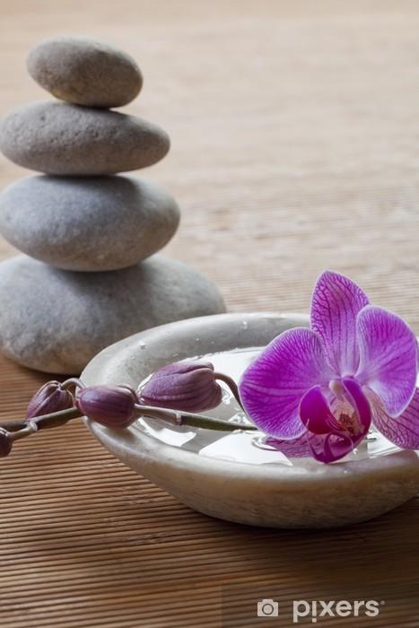 Pixerstick Sticker Ayurveda feng-shui welzijn - Gezondheid en Geneeskunde