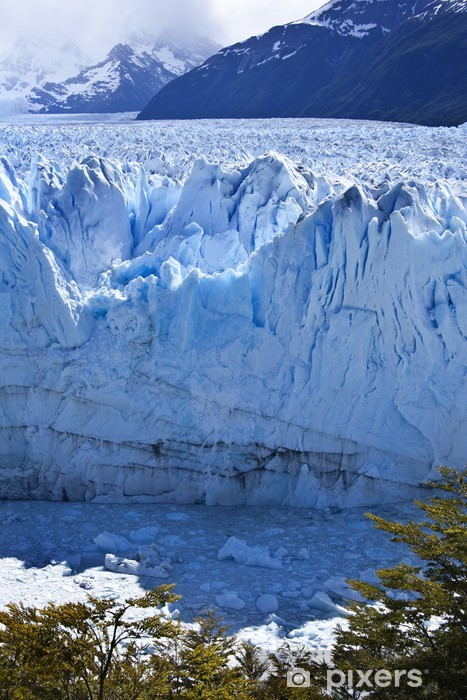 Papier peint vinyle Glacier Perito Moreno, en Patagonie, Argentine - Amérique