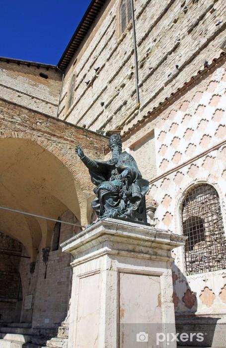 Vinylová fototapeta Papa Julius III, Perugia, Itálie - Vinylová fototapeta
