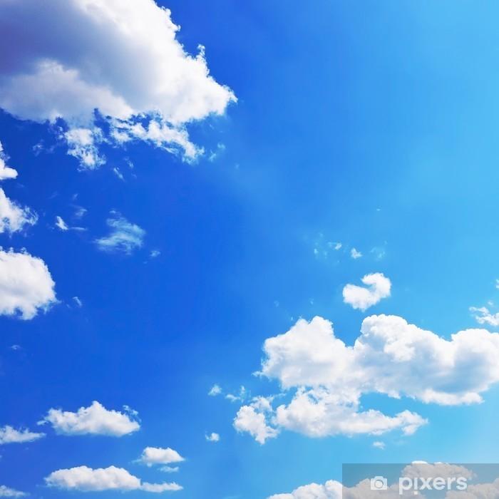 Plakat Słoneczny, chmury - Tematy