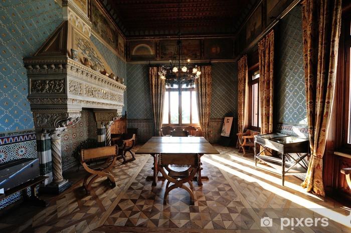 Carta Da Parati Per Sala.Carta Da Parati Sala Interna Al Castello D Albertis Pixers