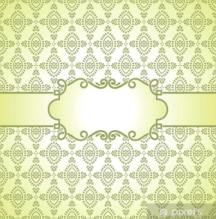 Papier peint vinyle Vecteur bannière et fond transparent inclus - Arrière plans