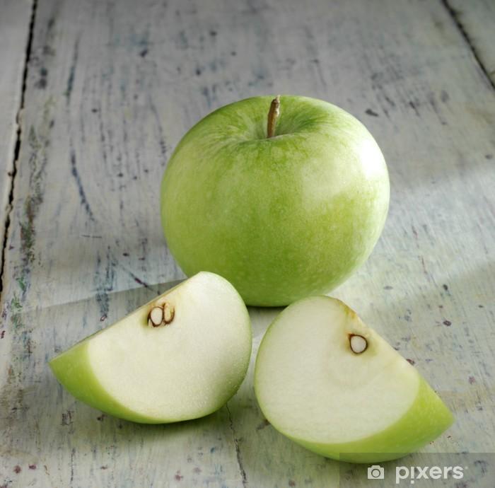 Papier peint vinyle Apple - Fruits