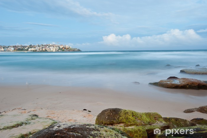 Bondi Beach, Sydney, Australia Pixerstick Sticker - Water