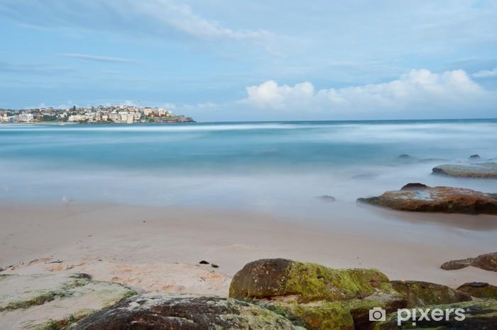 Sticker Pixerstick Bondi Beach, Sydney, Australie - Eau